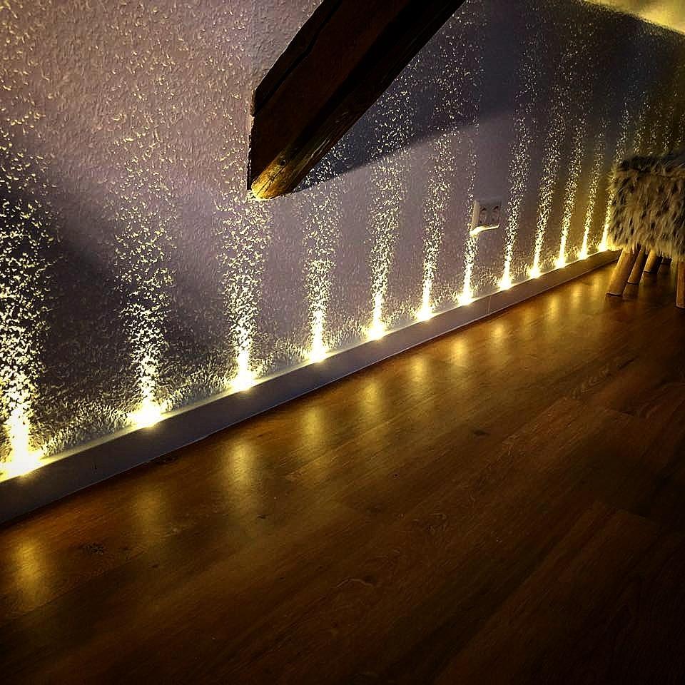 Sockelleiste Beleuchtet led sockelleiste /lichtleiste, fußleiste – led sockelleisten